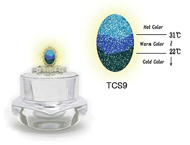 苦責シットコムKENZICO (ケンジコ) Triple Sugar Gel一般用3g 【TCS9】 3つの色に変わる夜光ジェル トリプルシュガージェル