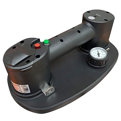 Akku Vakuum-Saugheber Art. 40797 elektrischer Sauger im Koffer
