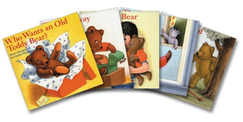 Compare Textbook Prices for Who Wants an Old Teddy Bear? 5 Book Set  ISBN 9781932485059 by Ginnie Hofmann