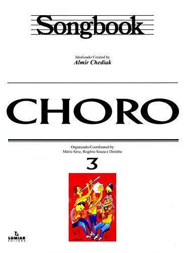 Songbook Choro - Volume 3