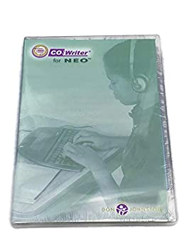 Don Johnston CO Writer Software For The Alphasmart NEO Word Processor