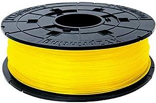 XYZprinting PLA Refill Filamen - Yellow (EEPROM Style for da Vinci 1.0, 1.0 AiO & 1.1 Plus, da Vinci 2.0 Duo, da Vinci 1.0 Pro & Pro. 3in1)