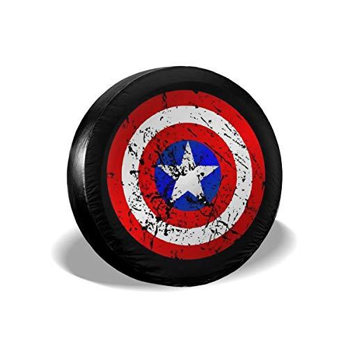 tire cover captain america - 5