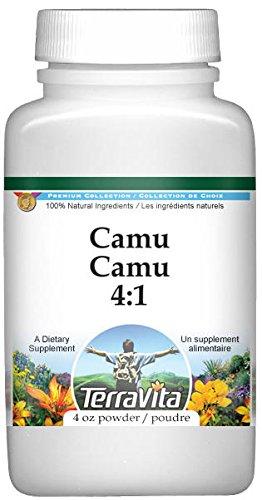Camu Camu 4:1 Powder (4 oz, ZIN: 519483) - 3 Pack