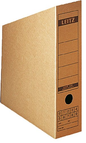 Leitz Stehsammler 6083/6083-00-00 80x265x320mm natur Inh.1