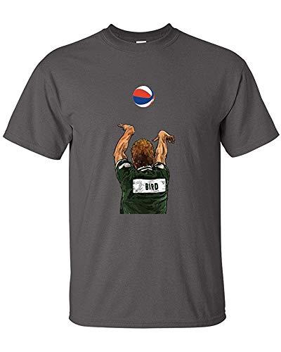 Cornelius White Larry Bird Boston Celtics 3 Point Contest T-Shirt M