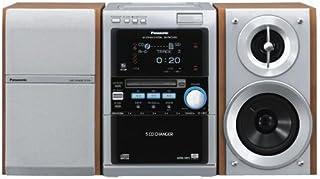 パナソニック MDミニコンポ SDカードスロット搭載 SC-PM710SD-S