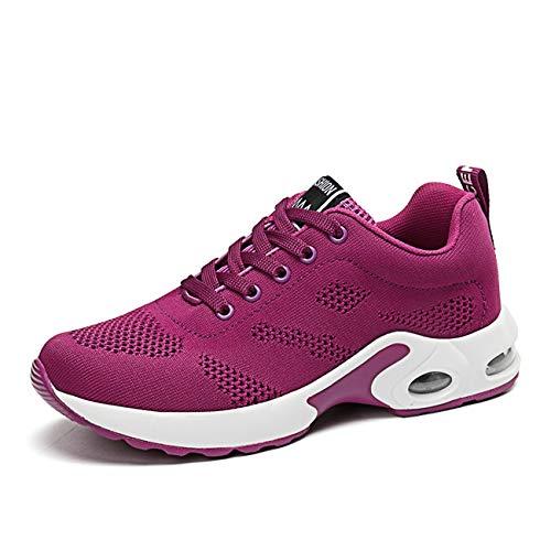Mujer Zapatillas Deporte para Zapatillas de Ligeras Running...