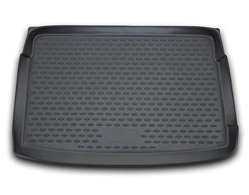 AD Tuning TM30012 Passform Gummi Kofferraumwanne, rutschfest, schwarz
