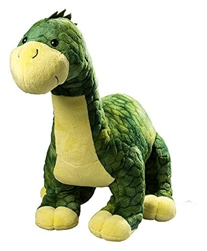 Duckshop Stofftier Plüschtier Kuscheltier Schmusetier Dinosaurier Dino I L: 50 cm