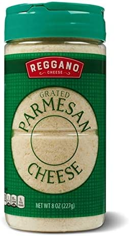 Reggano Grated Parmesan Fort Worth Low price Mall Cheese oz. 8 -