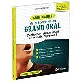 Mon cahier de préparation au grand oral