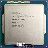 i5 3450 i5-3450 Processor (6M Cache, 3.1GHz) LGA1155 Desktop CPU