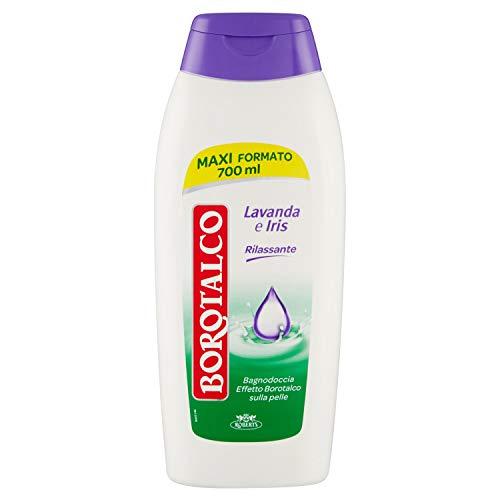 Borotalco, Duschlotion Lavendel & Iris 700 ml (Confezione da 1)