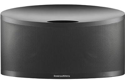 Bowers & Wilkins Z2 - Diffusore senza fili per Apple iPhone con AirPlay e connettore Lightning per Apple iPhone 5, colore: Nero