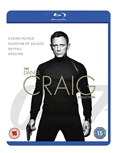 The Daniel Craig Collection [Blu-ray]