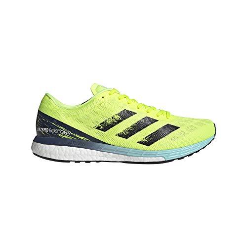 adidas H68740-9, Zapatillas de Running Hombre, Verde, 43 1/3 EU