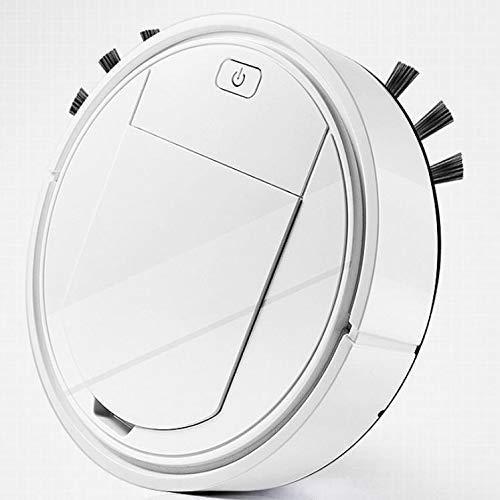 Meyeye One-Button startet USB-Ladevollautomatische intelligente Low-Noise Robotic Kehrmaschine Sealed Großen Staubbox kann Richtung ändern, wenn Hindernisse begegnen, Geeignet for Teppich / Tier Pelz
