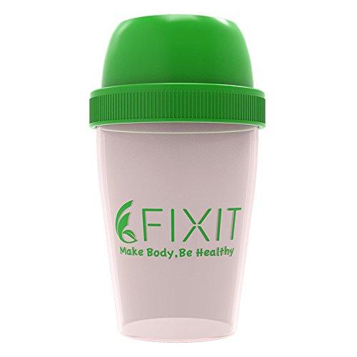 【FIXIT】プロテインシェイカー300mlホエイプロテインプロテイン用シェーカー
