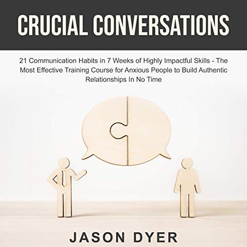 Crucial Conversations: cover art