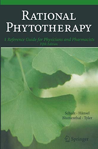 Rational Phytotherapy: A Referen...