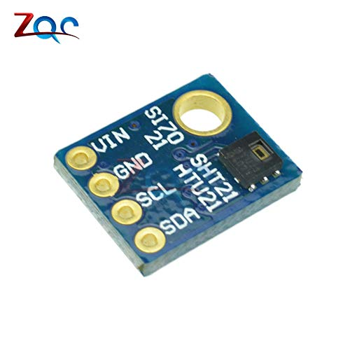 HTU21D SHT21 IIC/I2C Digital Temperatur & Feuchte Sensor Breakout Board Modul für WetterStationen Humidor Control