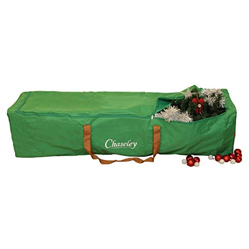 Staffordshire Leisure Giant Extra Strong Christmas Tree Storage Bag 182cm Long the Biggest Tree Bag on Amazon