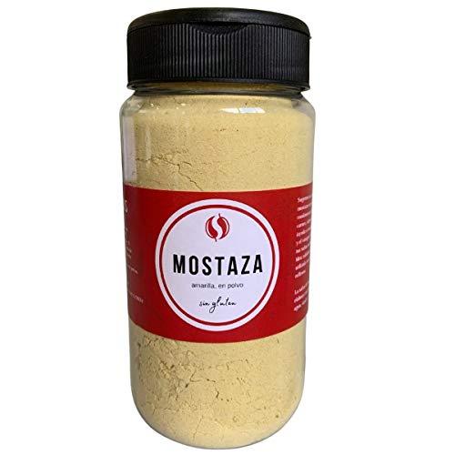 Mostaza en polvo TodoEspecias 165g - Sin gluten - 100% Natur