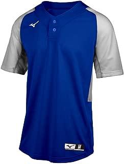 Aerolite 2-Button Baseball Jersey