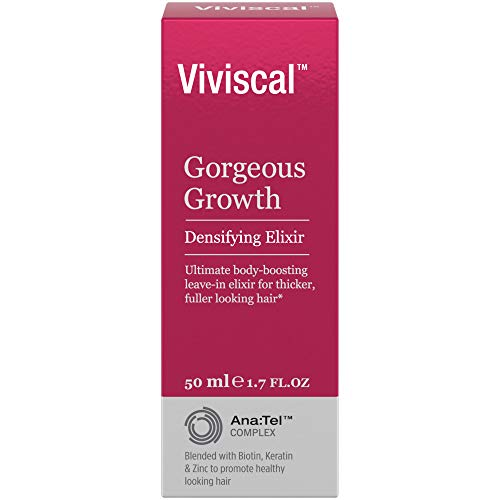 Viviscal Gorgeous Growth Densifying Elixir, 1.7 Ounce