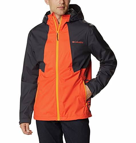 Columbia Inner Limits Chaqueta impermeable para hombre