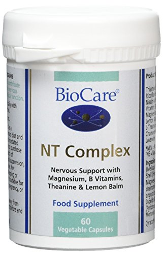 BioCare NT Complex Vegetable Capsules, Pack of 60