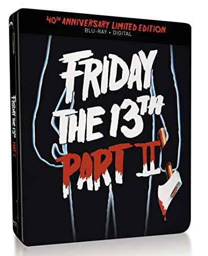 Friday the 13th, Part 2 (40th Anniversary Limited Edition) [Blu-ray]