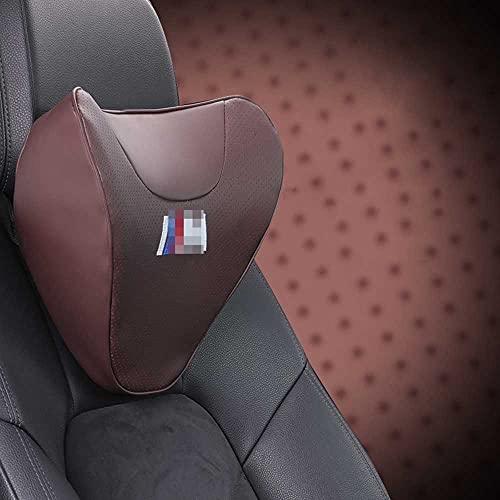 ASHDelk Reposacabezas de asiento de coche almohada de respal