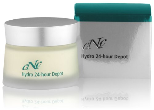 CNC cosmetic aesthetic pharm Hydro 24-hour Depot