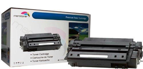 Merotoner - Tóner compatible con HP LaserJet Q7551X , Q7551 X , P-3005, P-3005D, P-3005N, P-3005DN, P3005X, M-302MFP, M-3027, M-3027MFP, M-3027X, M-3035, M-3035MFP, M-3035XS (13.000 páginas)