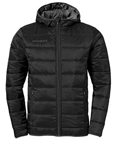 Uhlsport Herren Essential Ultra Lite Jacke jacke, Schwarz/Anthrazit, M