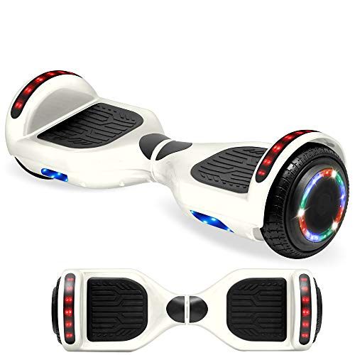 NHT Electric Hoverboard Self Balancing Scooter with...