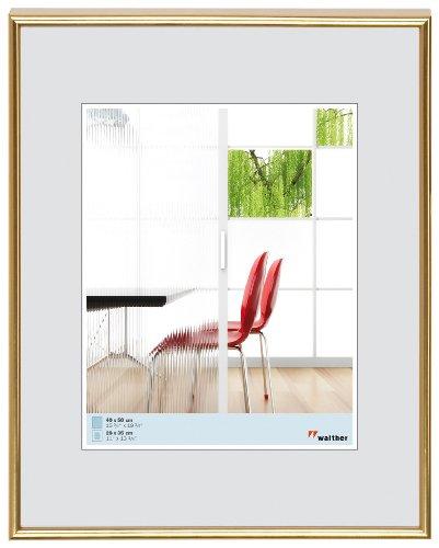 Walther KG075H Galeria kunststof lijst 50 x 75, goud