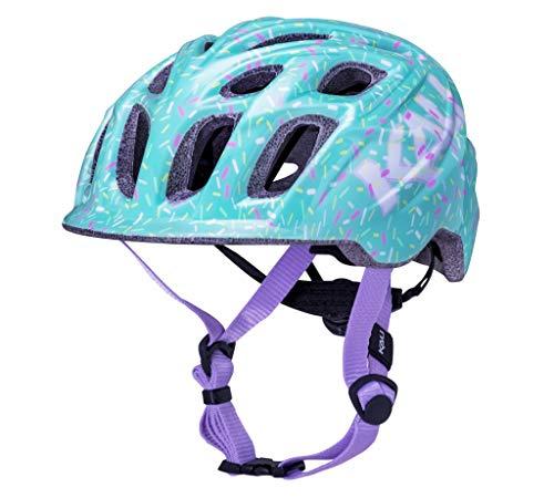 Kali Chakra Sprinkles Helm Kinder Mint Kopfumfang 46-49cm 2020 Fahrradhelm