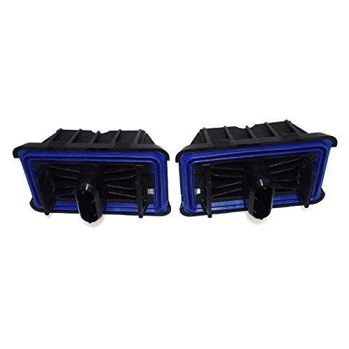 eGang Auto Nouveau 2 pièces Jack Pad sous Support de Voiture pour Voiture de Levage 51717189259 pour BMWS X3 X5 E70 E71 X6 2007 2008 2009 2010 2011 2012