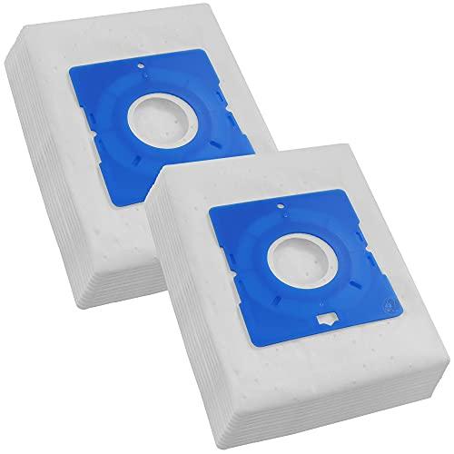 20 Hochwertige Staubsaugerbeutel - Für Menalux 1840 Filtertüten kompatibel - Bestleistung beim Saugen