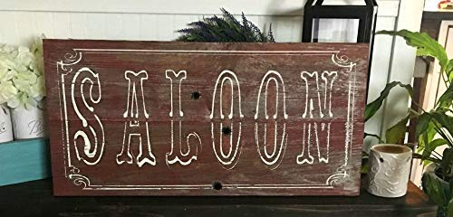 SIGNS Pool Rules Yall Summer Wood Funny 30,5 x 61 cm