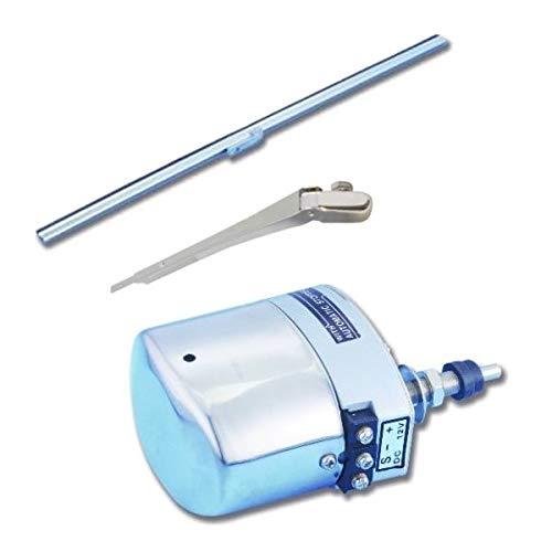 Kompletter elektrischer Scheibenwischer 12 Volt 355 mm