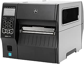 Zebra ZT42063-T010000Z ZT420 Direct Thermal/Thermal Transfer Printer - Monochrome - Desktop - Label Print - 6.61 inch Print Width - 12 in/s Mono - 300 dpi - 256 MB - Bluetooth - USB - Serial - Ethernet - LCD - 7.01 inch - 39 inch