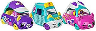 Shopkins Speedy Style Cutie Cars Pack of 3 - 5 Years and Above