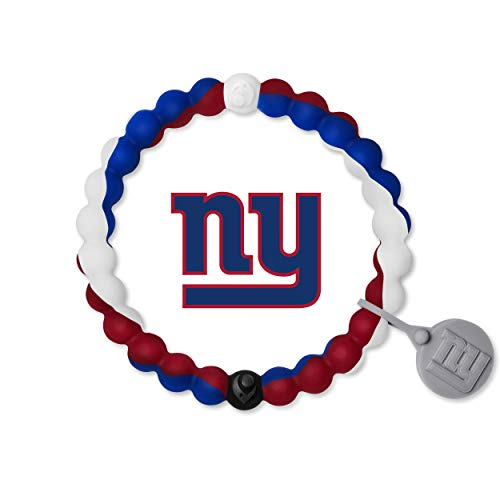 Lokai NFL Collection Bracelet, New York Giants, Size Small (6')