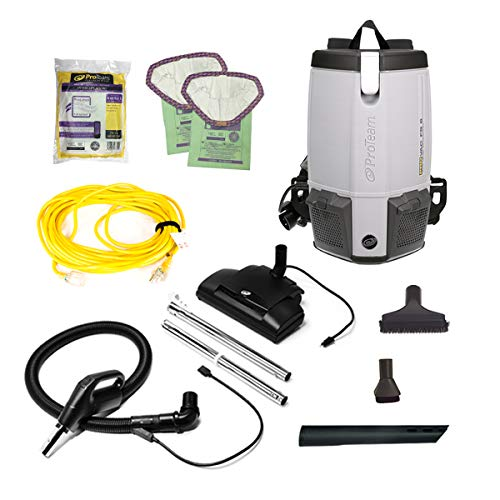 ProTeam W/Electrified Hose Outlet 103224 Cleaner