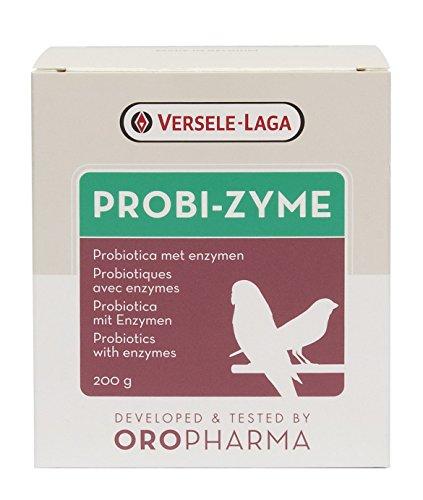 Monster Pet Supplies Versele laga Orlux VL Orlux Probi-Zyme - Probiotici per Uccelli con enzimi, 200 g