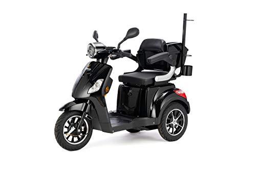 VELECO Scooter Électrique 3 Roues Senior/Pour Handicapés 800W...